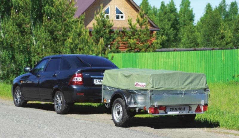УРАЛЕЦ (8213 00) для грузов на природе