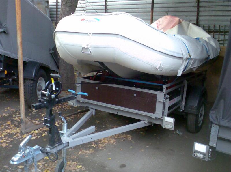 салазки для гидроциклов и лодок1